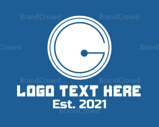 Letter G - Purple Letter G logo design