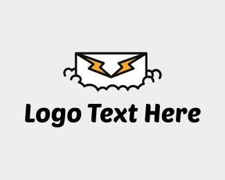 Weather - Zeus Mail logo design