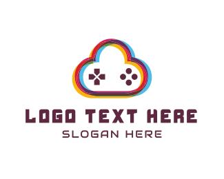 Gaming - Game Cloud logo design