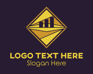 Business - Business Buildings Sign logo design