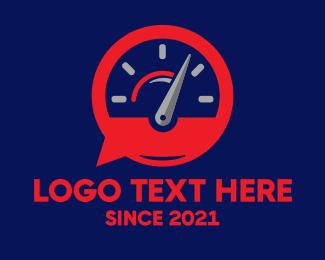 Speed - Speed Message logo design