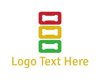 Orthopedic - Colorful Bones logo design