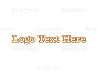 Traditional - Traditional Golden Wordmark logo design
