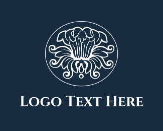 Art Deco Logo Maker Brandcrowd