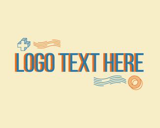 Trendy - Trendy Pop Art Wordmark logo design
