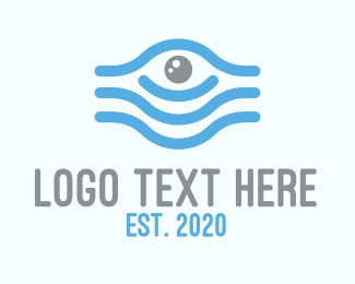 Eye - Egyptian Eye logo design