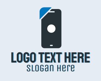 Technician - Cellphone Repair Technician logo design