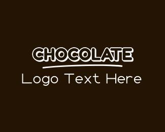 Chocolate - Sweet Chocolate logo design
