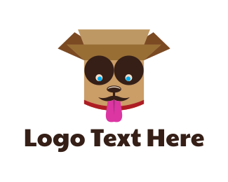 Pet Care - Puppy Present logo design