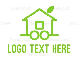 Renewable - Wheel House logo design