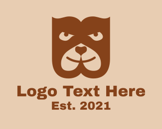 Pet Store - Bulldog Pet Club logo design