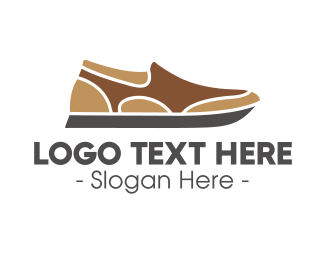 Shoe Shop - Mens Fashion Shoes logo design