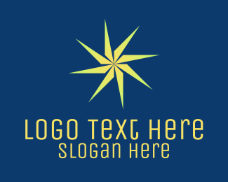 Simple - Electric Energy Star Company logo design
