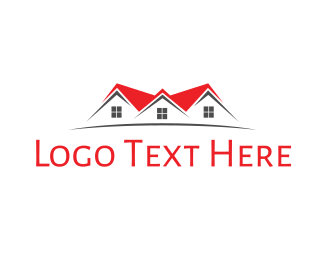 Red Roof Real Estate Logo