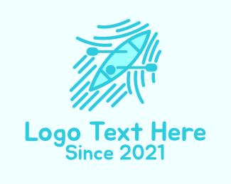 Transport - Blue Boat Transport logo design