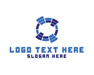 Analytics - Sound Waves logo design