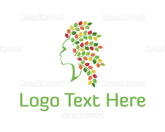 Hair - Floral Hair logo design