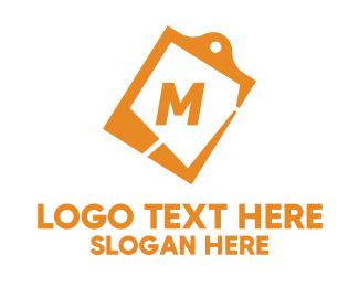 Home Furniture - Frame Lettermark logo design