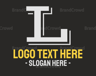 """Sporty Text Font"" by BrandCrowd"