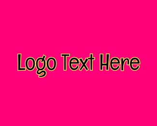 Child - Modern Child Wordmark logo design