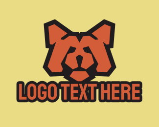 """""""Red Bear Mascot """" by SimplePixelSL"""