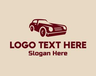 Car Restoration - Car Rental Company logo design