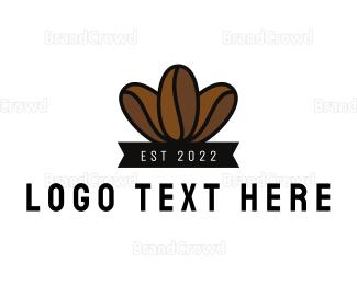 Coffee Mug - Coffee Bean Cafe logo design