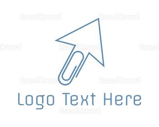 Mouse - Office Click logo design