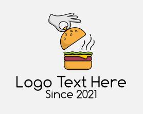 Restaurant - Burger Fine Dining logo design