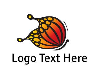 Monarch - Monarch Butterfly logo design