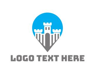 Spot - Castle Point logo design