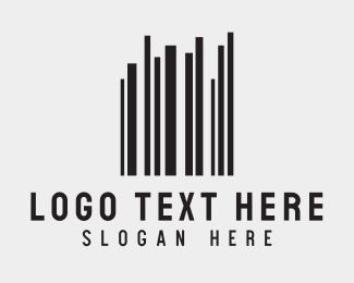 Contractor - Barcode Buildings logo design