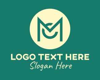"""Monogram C & M Emblem"" by RistaDesign"
