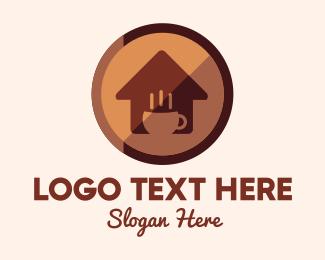 Hot Chocolate - Coffee House logo design