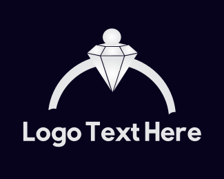 Silver - Pearl & Diamond  logo design