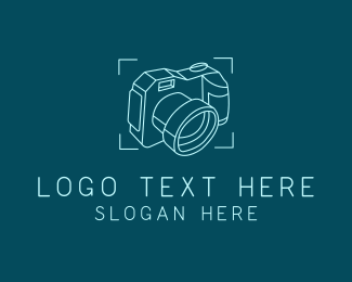 Camera Store - Professional Camera  logo design