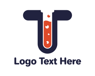 Midnight Blue - Blue T Lab logo design