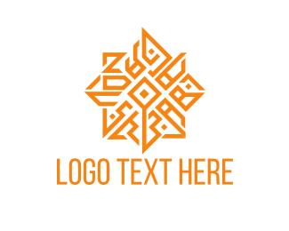 Square - Middle Eastern Art logo design