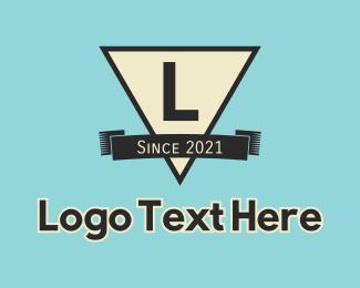 Mart - Simple Triangle Letter logo design