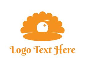 Shell - Pearl Shell logo design
