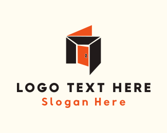 Room - Orange Room logo design