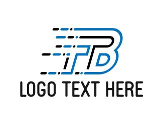 Athletics - T & B logo design