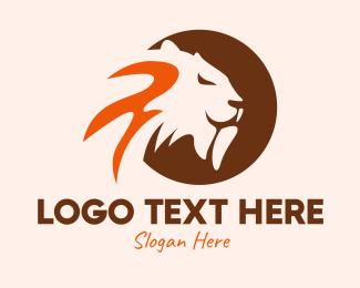 Tiger - Saber Toothed Tiger logo design