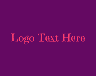 Supernatural - Witch Wordmark logo design