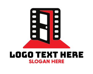 Actor - Cinematic Entrance logo design