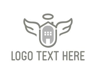 Heaven - Heaven House logo design