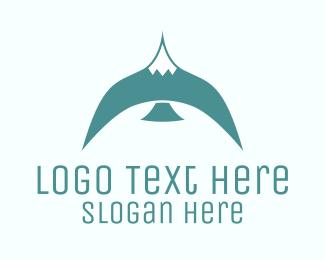 Blue Eagle - Blue Bird logo design