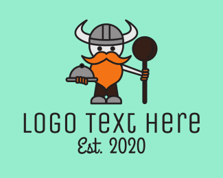 Viking - Viking Cook logo design