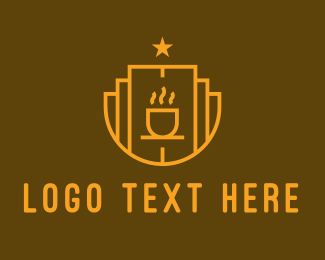 Coffee Shop - Star Coffee Shop logo design