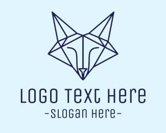Esports - Diamond Fox logo design